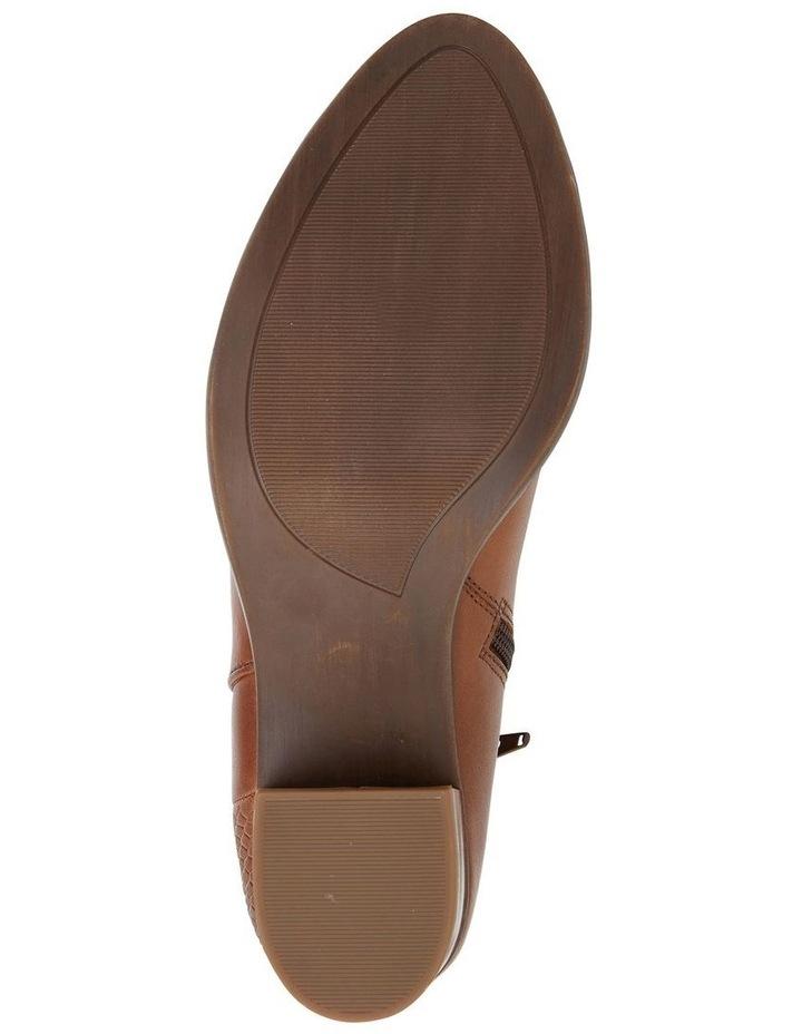 Dapper Tan Glove Boot image 6
