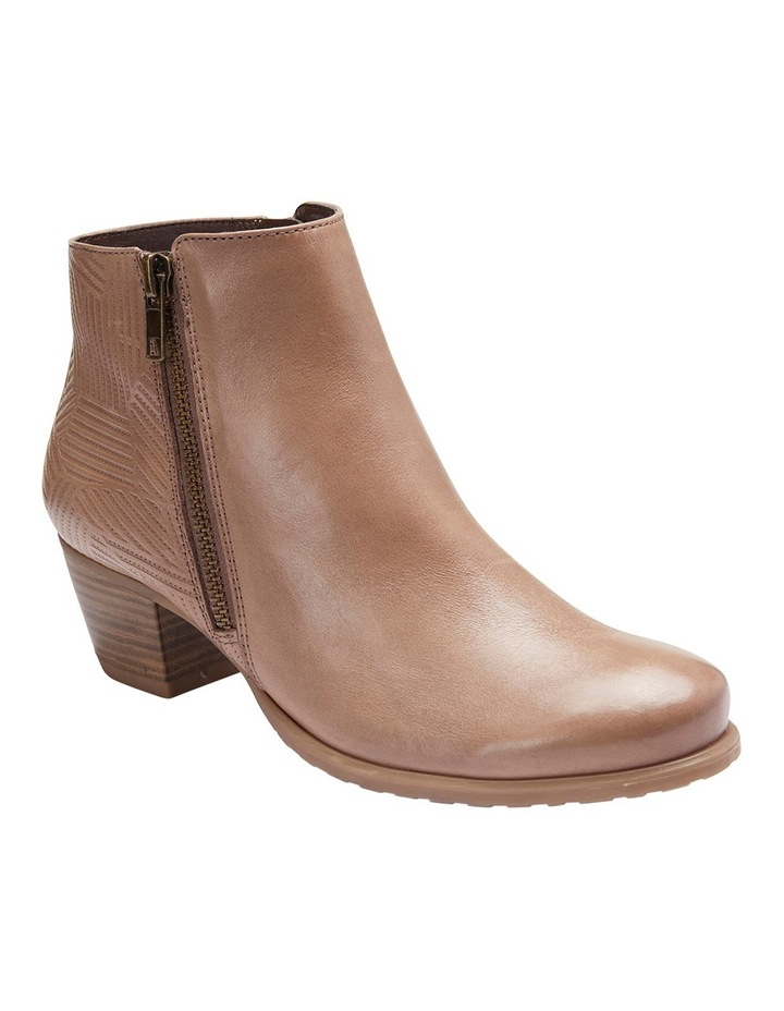 Lincoln Taupe Glove Boot image 2