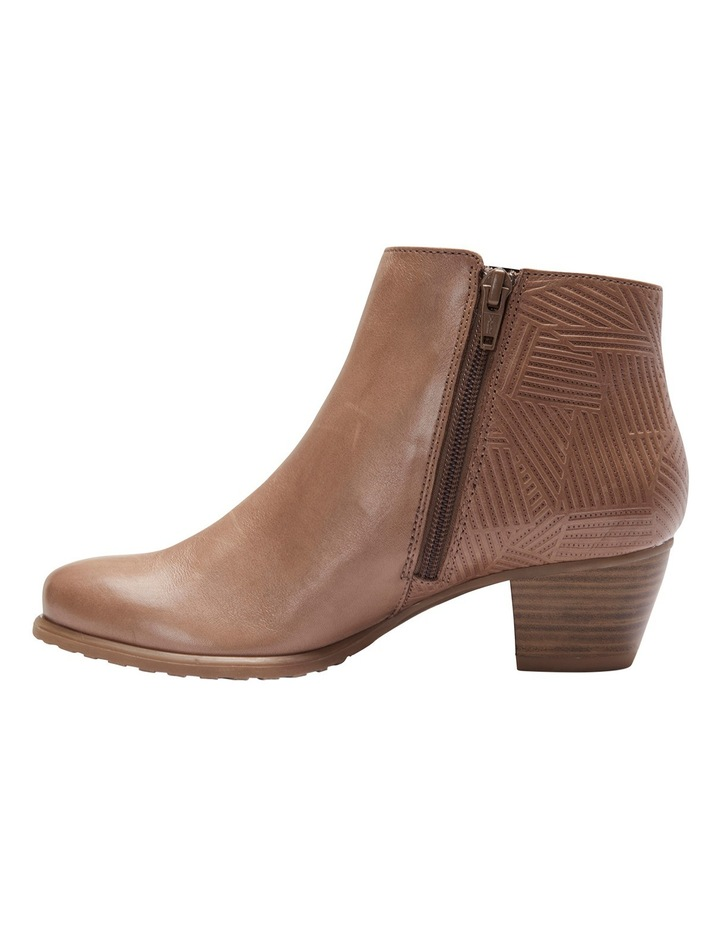 Lincoln Taupe Glove Boot image 3
