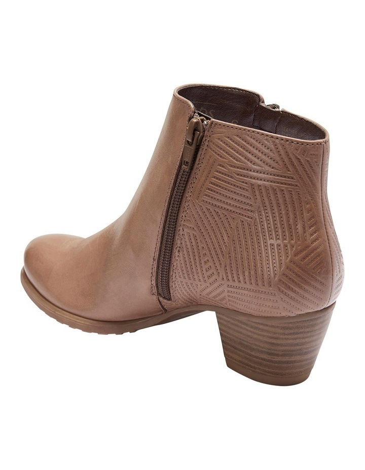 Lincoln Taupe Glove Boot image 4
