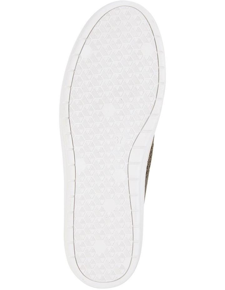 Onyx Khaki Fabric Sneaker image 6