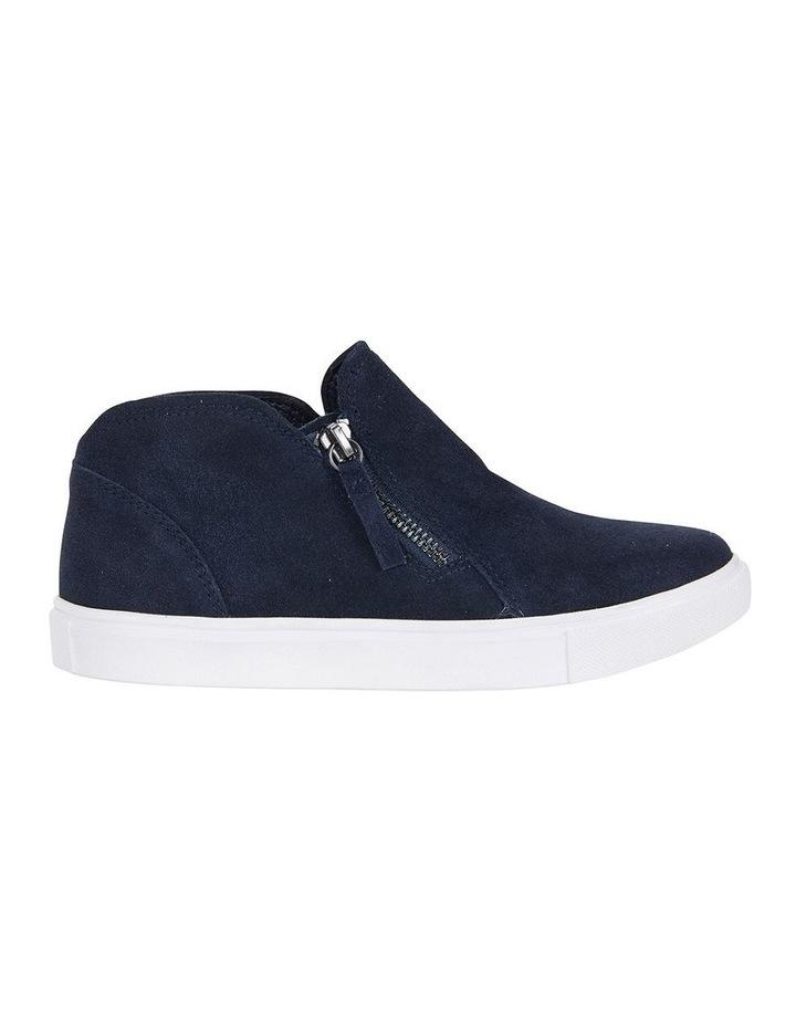 Easy Steps Harvey  Navy Suede Sneaker image 1