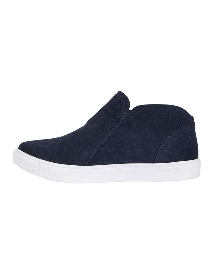 Easy Steps Harvey  Navy Suede Sneaker image 3