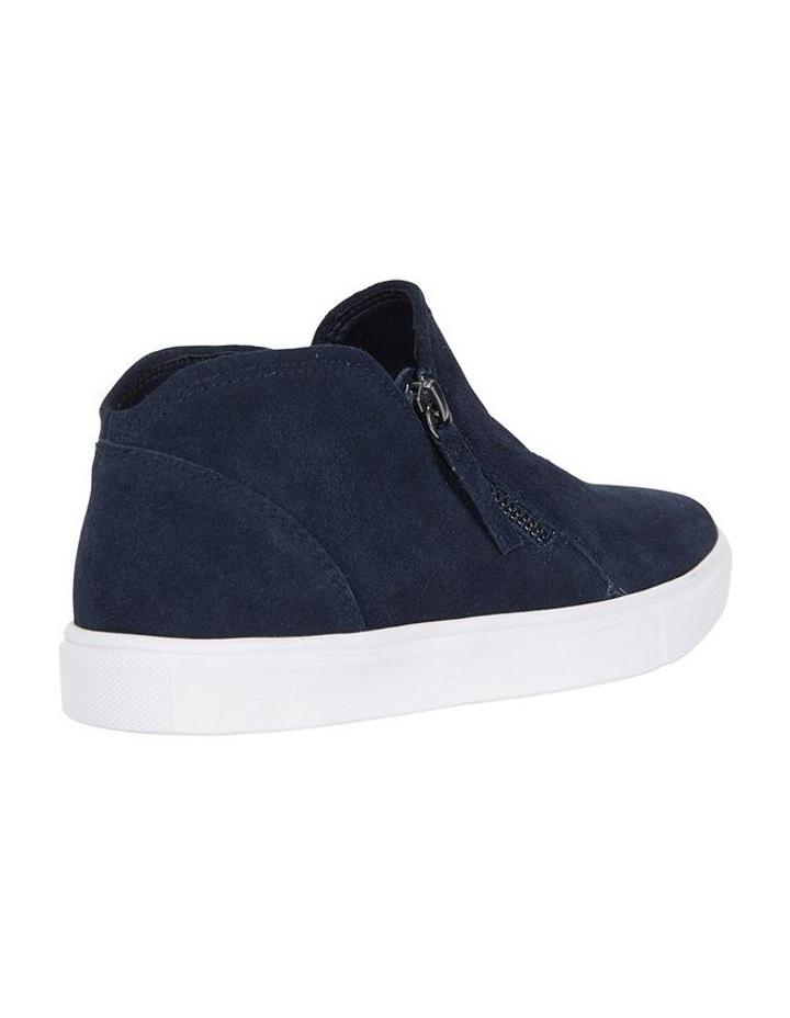 Easy Steps Harvey  Navy Suede Sneaker image 4