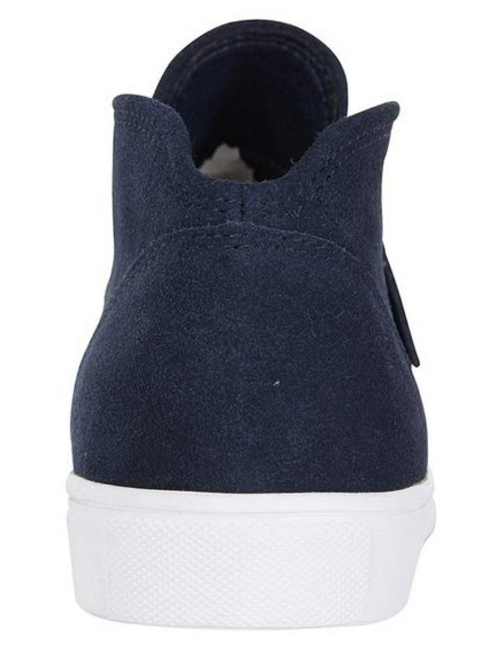 Easy Steps Harvey  Navy Suede Sneaker image 5