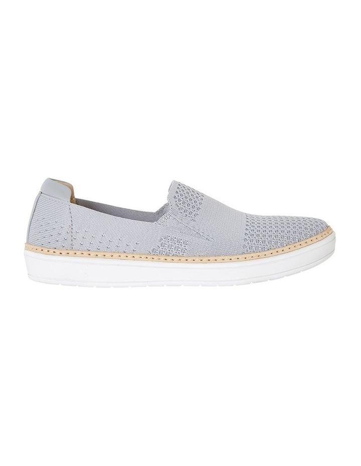 Onyx Grey Fabric Sneaker image 1