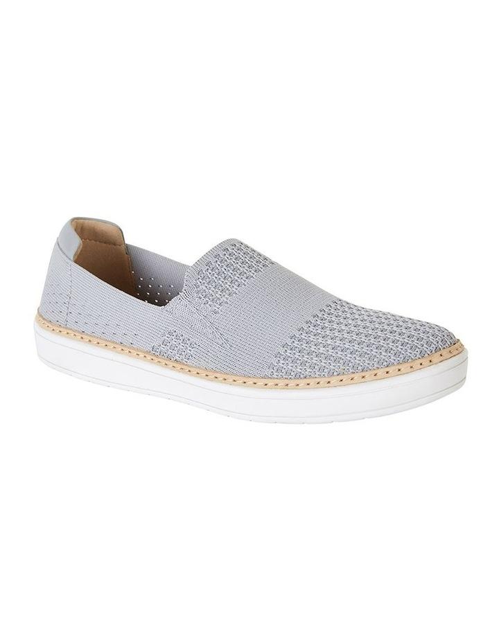 Onyx Grey Fabric Sneaker image 2