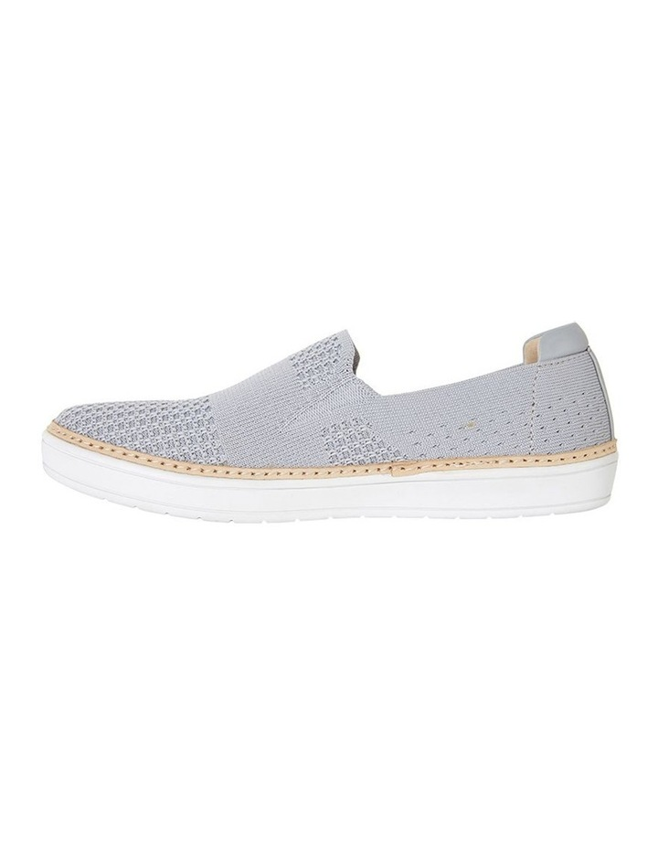 Onyx Grey Fabric Sneaker image 3