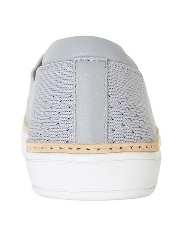 Onyx Grey Fabric Sneaker image 5