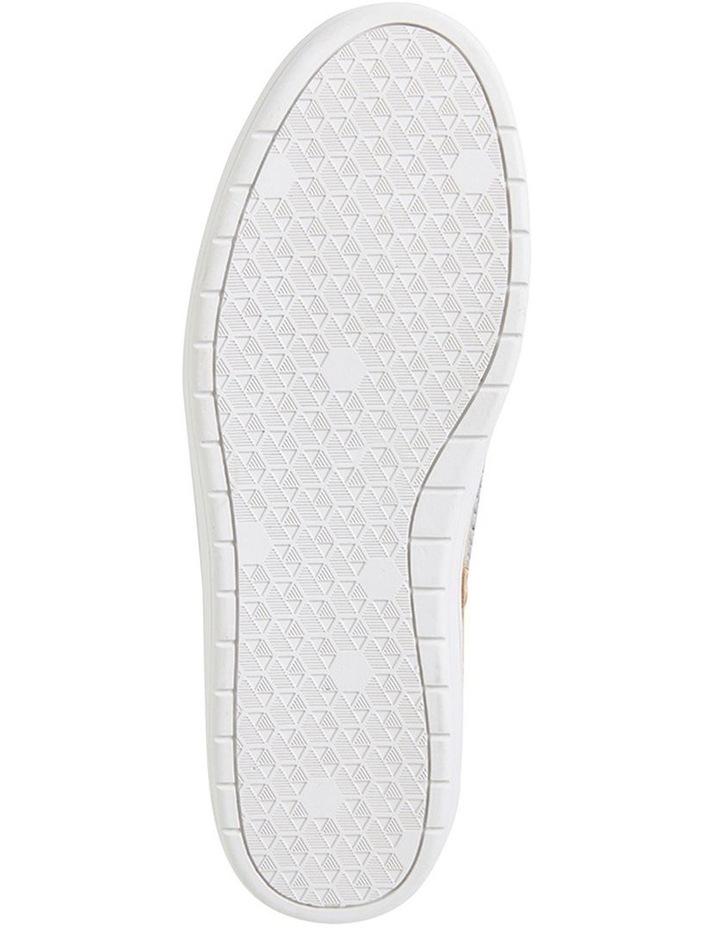 Onyx Grey Fabric Sneaker image 6