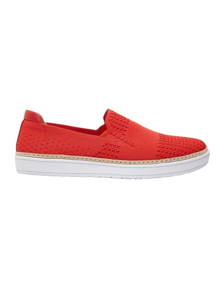 Onyx 2 Red Fabric Sneaker image 1