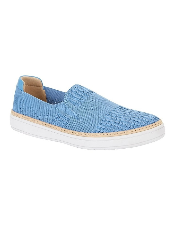 Onyx 2 Pale Blue Fabric Sneaker image 2