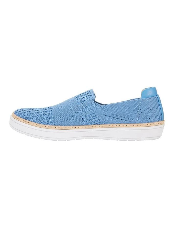 Onyx 2 Pale Blue Fabric Sneaker image 3