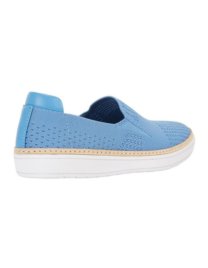 Onyx 2 Pale Blue Fabric Sneaker image 4