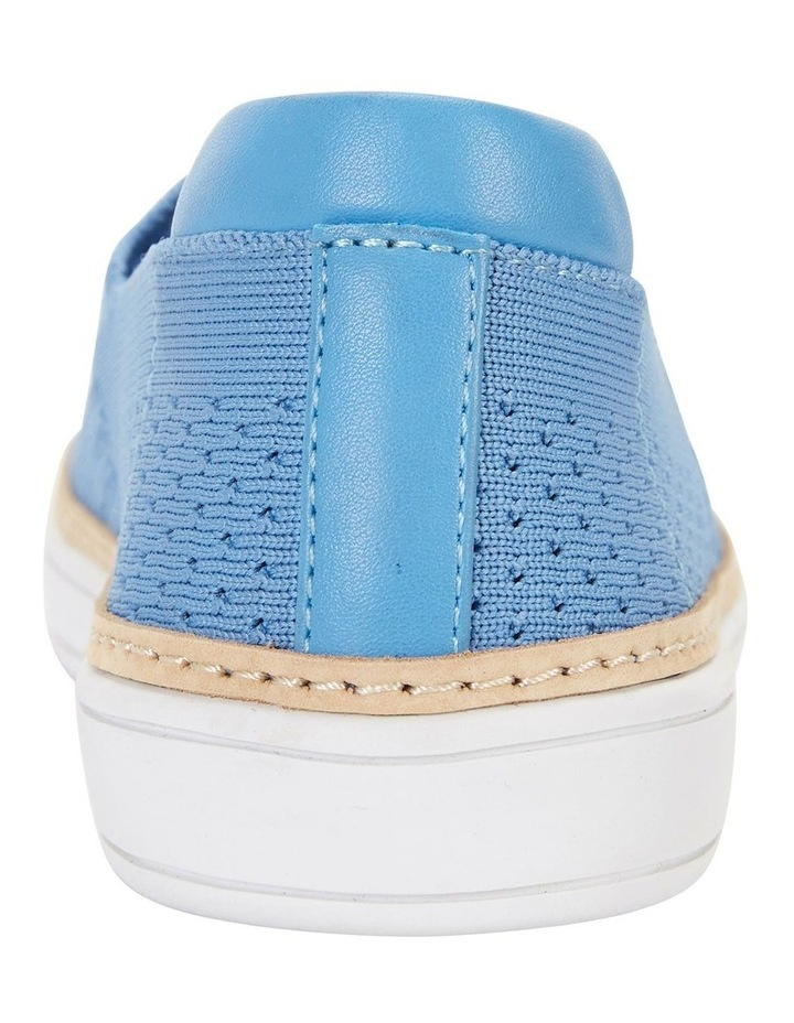 Onyx 2 Pale Blue Fabric Sneaker image 5