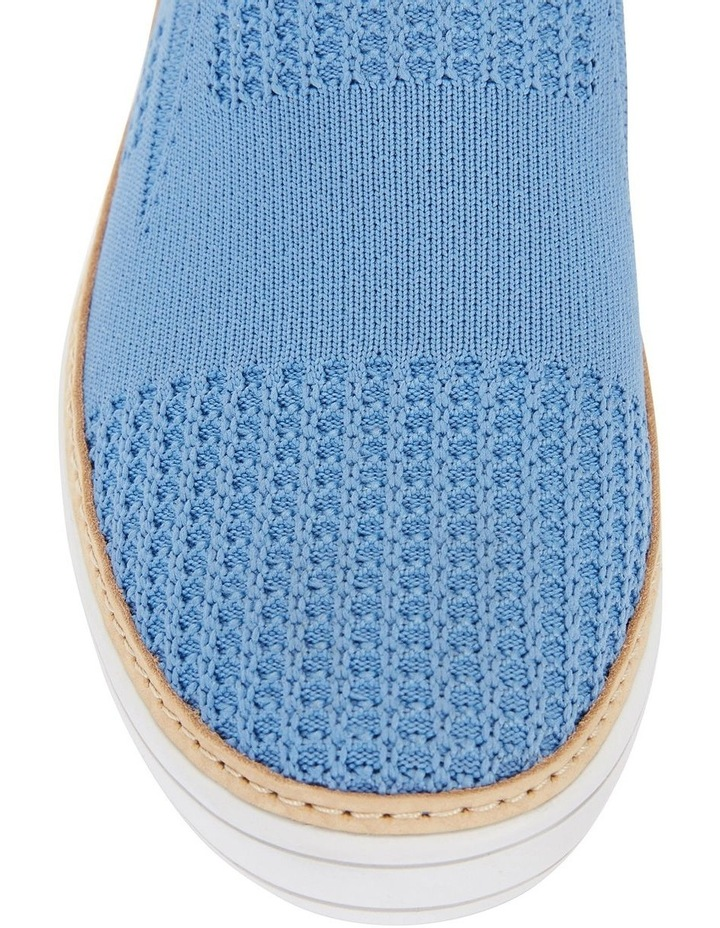 Onyx 2 Pale Blue Fabric Sneaker image 6