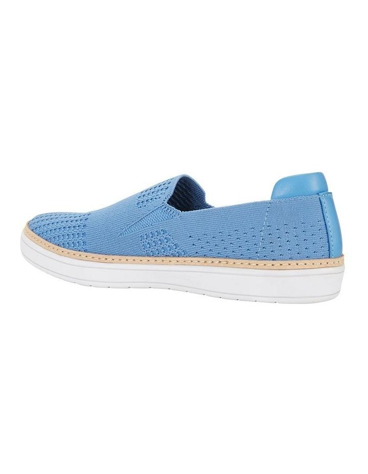Onyx 2 Pale Blue Fabric Sneaker image 7