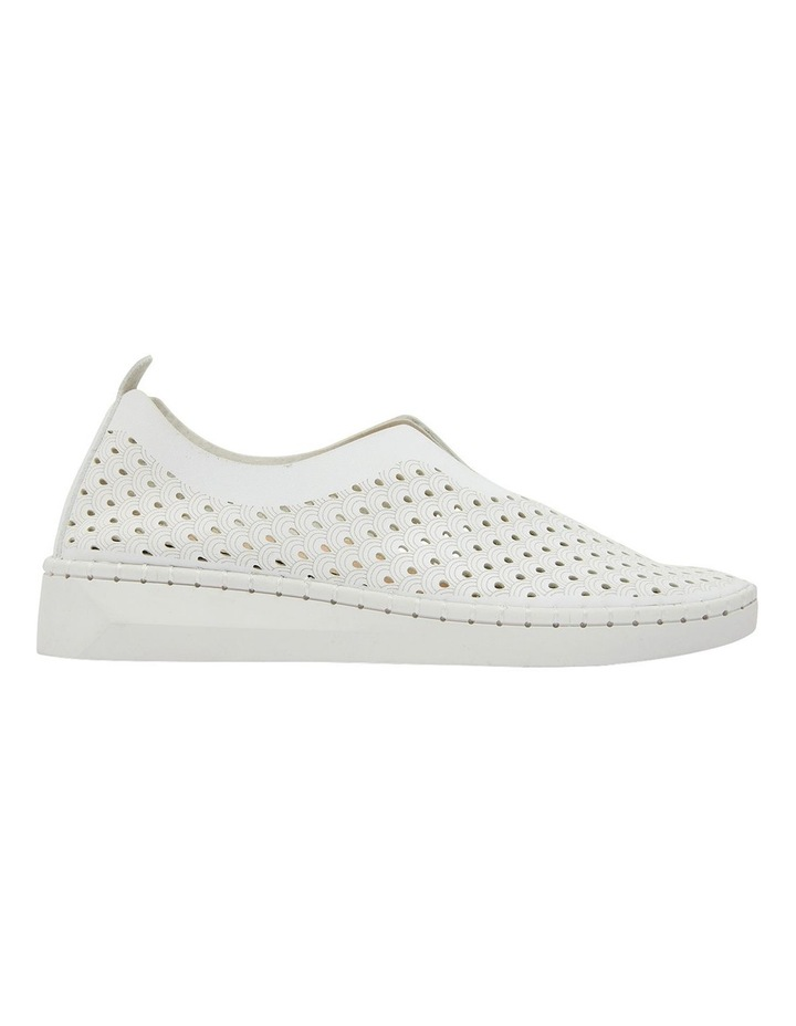 Dot White Smooth Sneaker image 1
