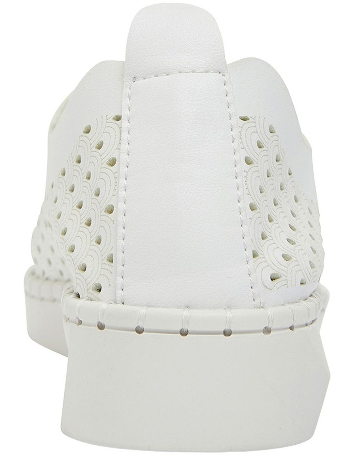 Dot White Smooth Sneaker image 5