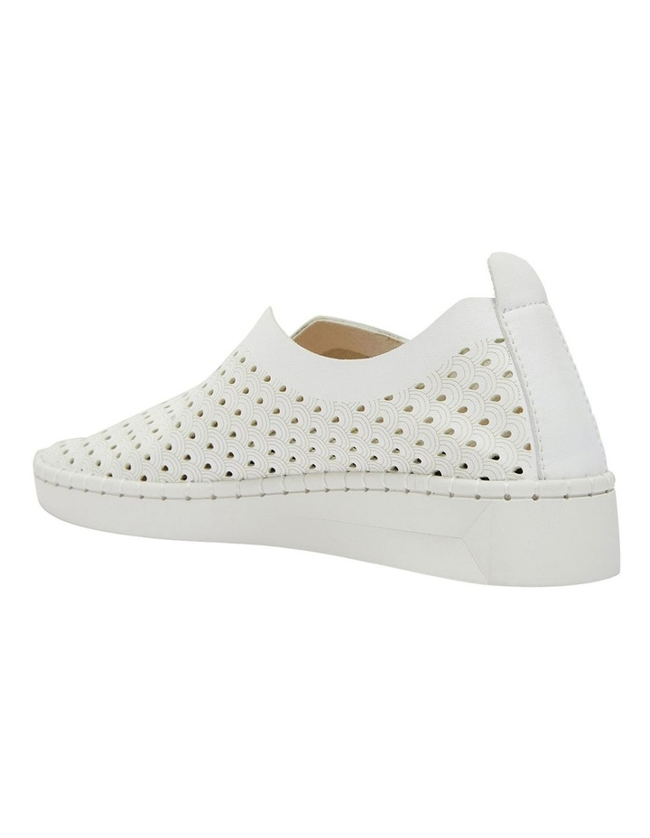 Dot White Smooth Sneaker image 7