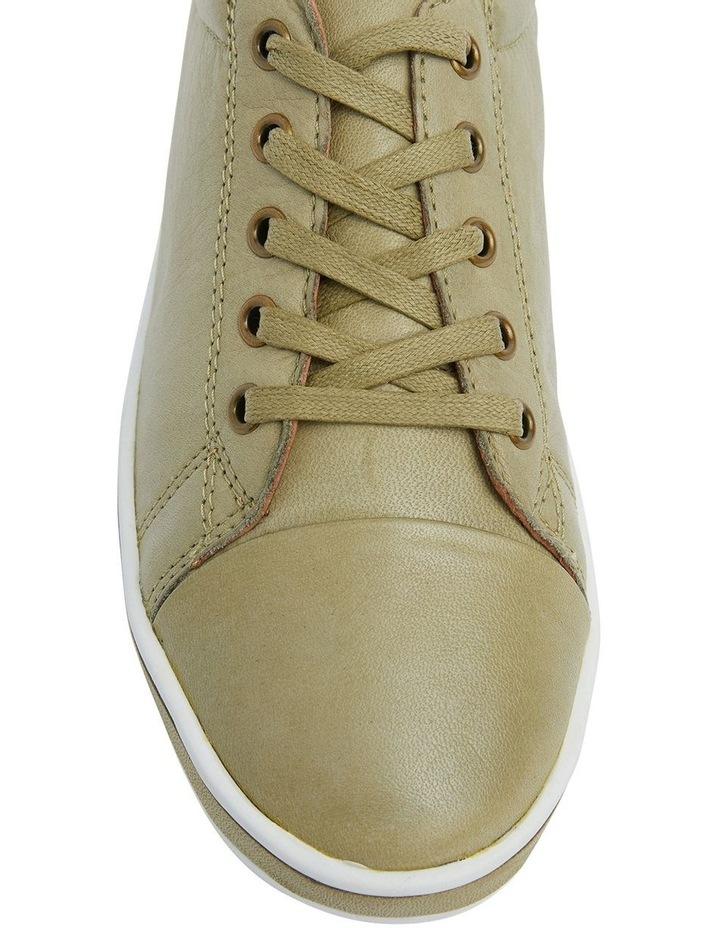 Waffle Khaki Glove Sneaker image 6