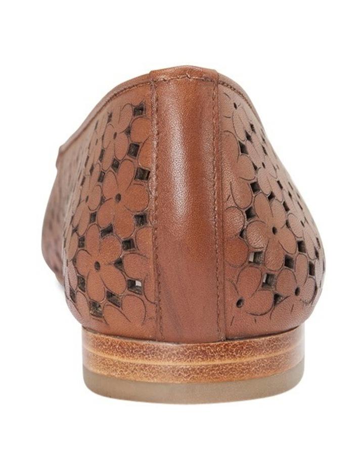 Jill Cognac Glove Loafer image 3