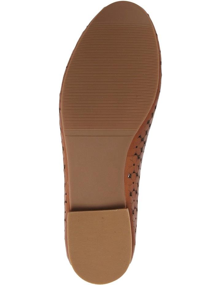Jill Cognac Glove Loafer image 4