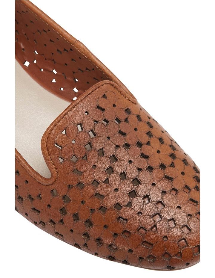Jill Cognac Glove Loafer image 5