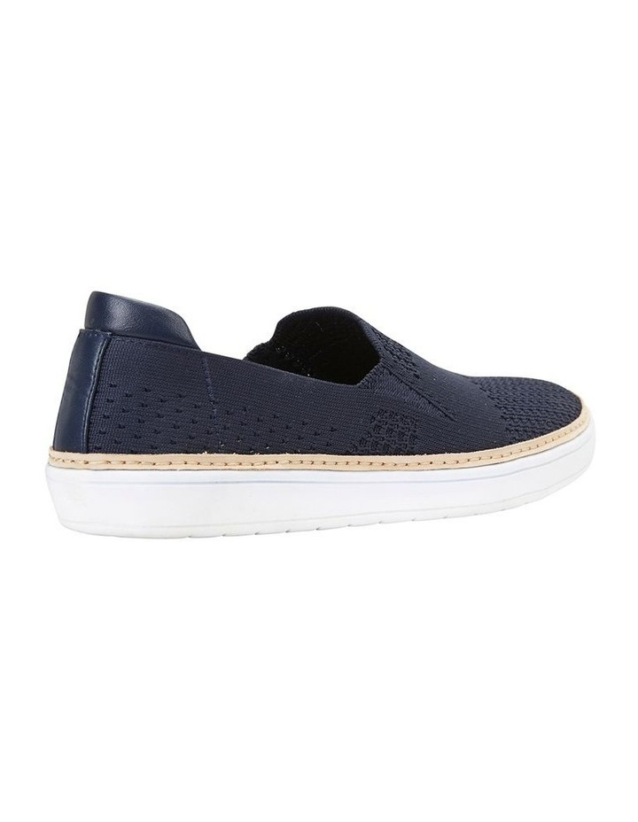 Onyx Navy Fabric Sneaker image 4