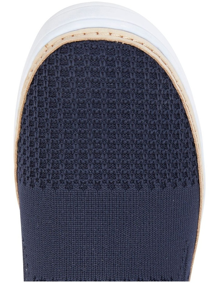 Onyx Navy Fabric Sneaker image 7