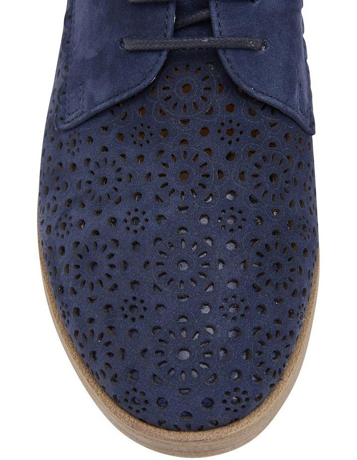 Easy Steps Nero Navy Nubuck Flat Shoe image 7