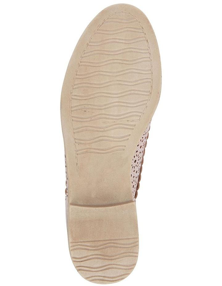 Easy Steps Nero Rose Gold Metallic Flat Shoe image 6