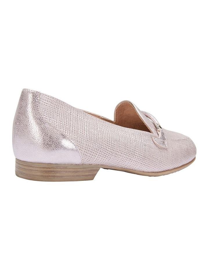 Glebe Rose Gold Frost Flat Shoe image 4