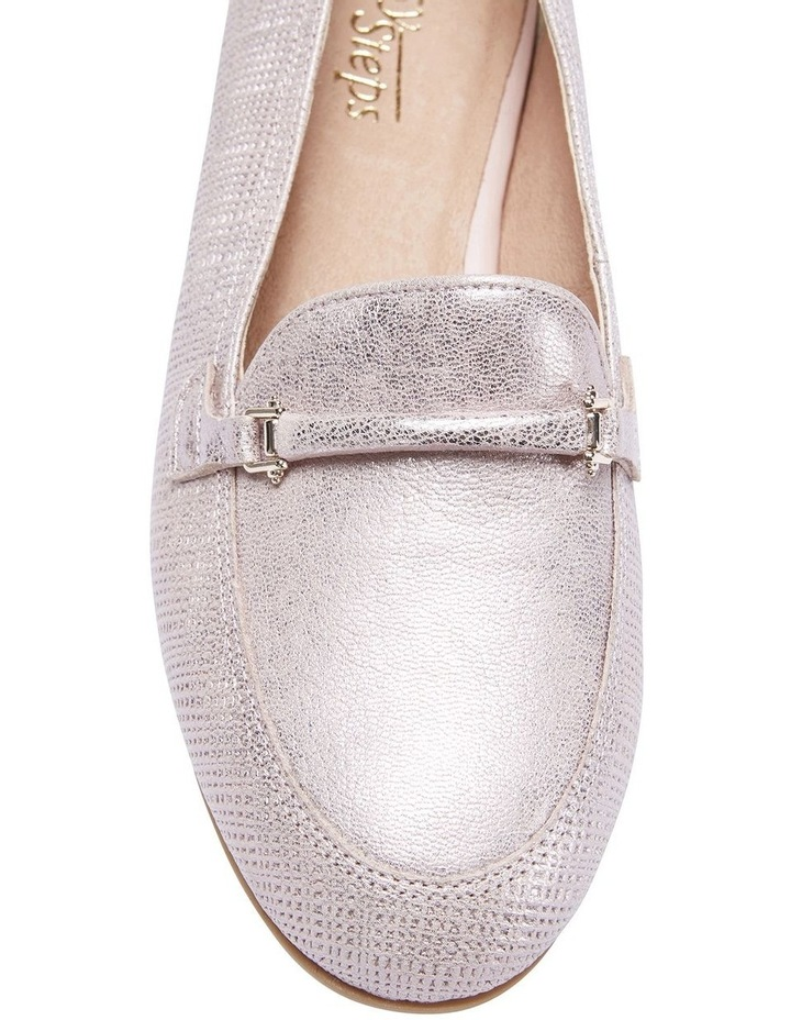 Glebe Rose Gold Frost Flat Shoe image 7