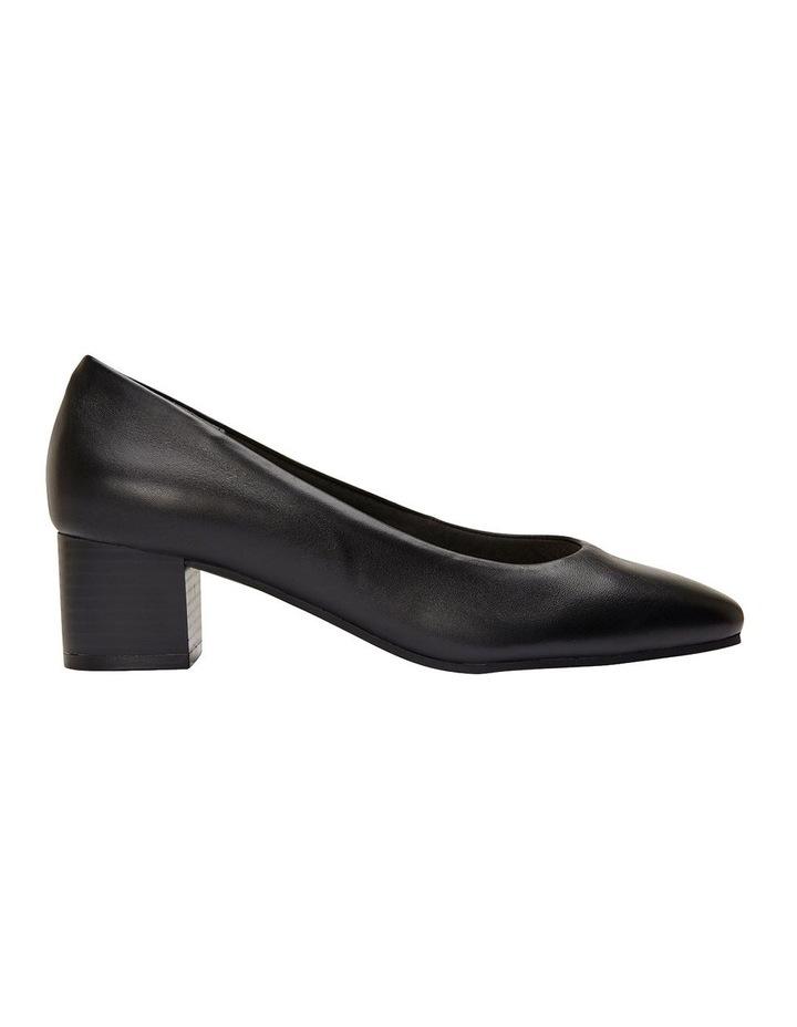 Gamma Black Glove Court Shoe image 1