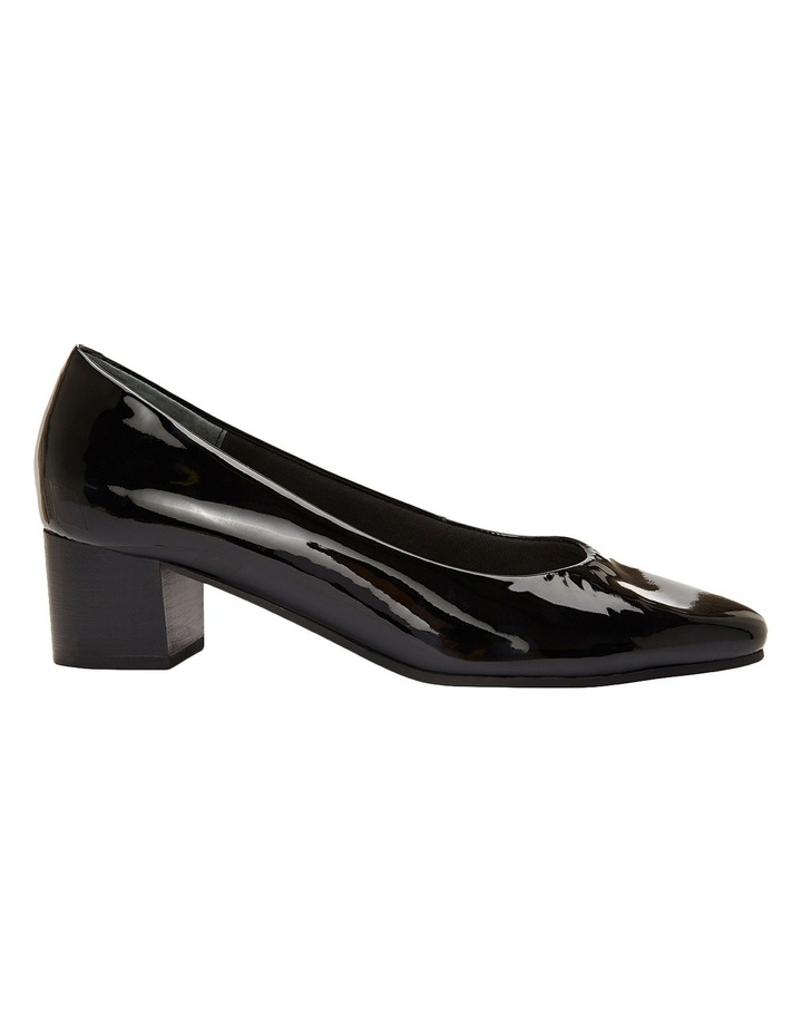 Gamma Black Glove Court Shoe image 1