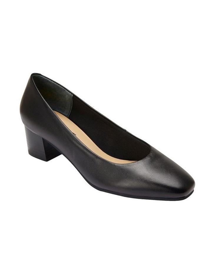 Gamma Black Glove Court Shoe image 3