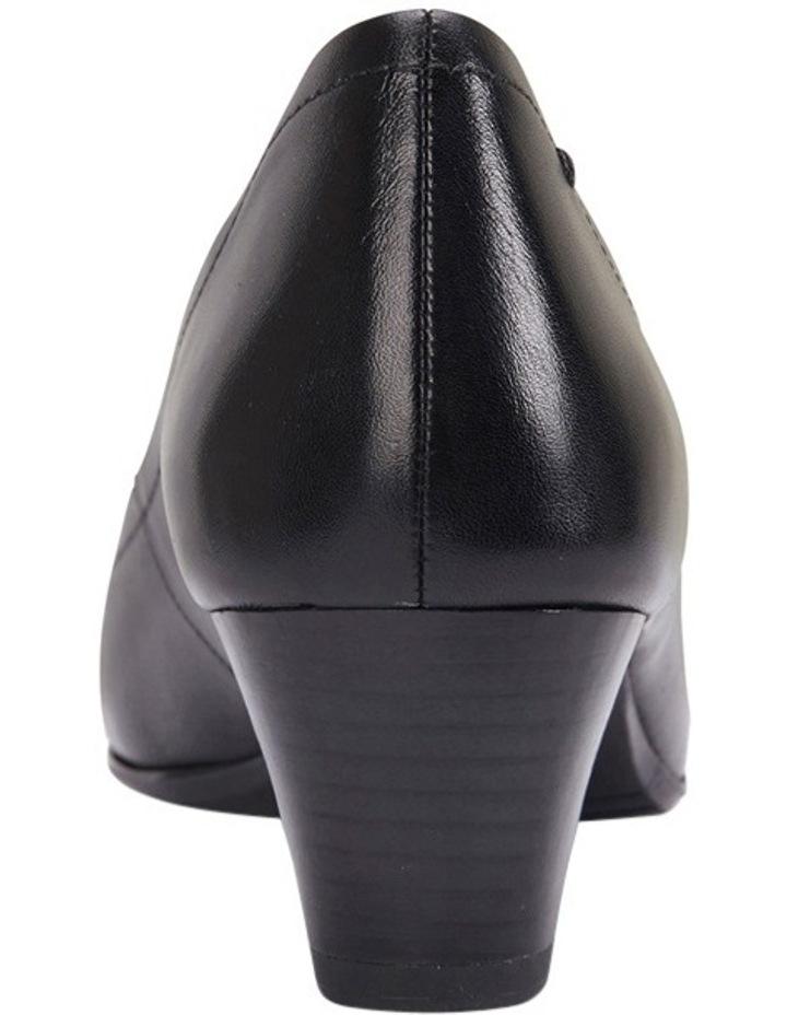 Brenda Black Glove Pump image 3