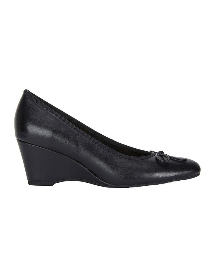 Manor Black Glove Heeled Shoes image 1