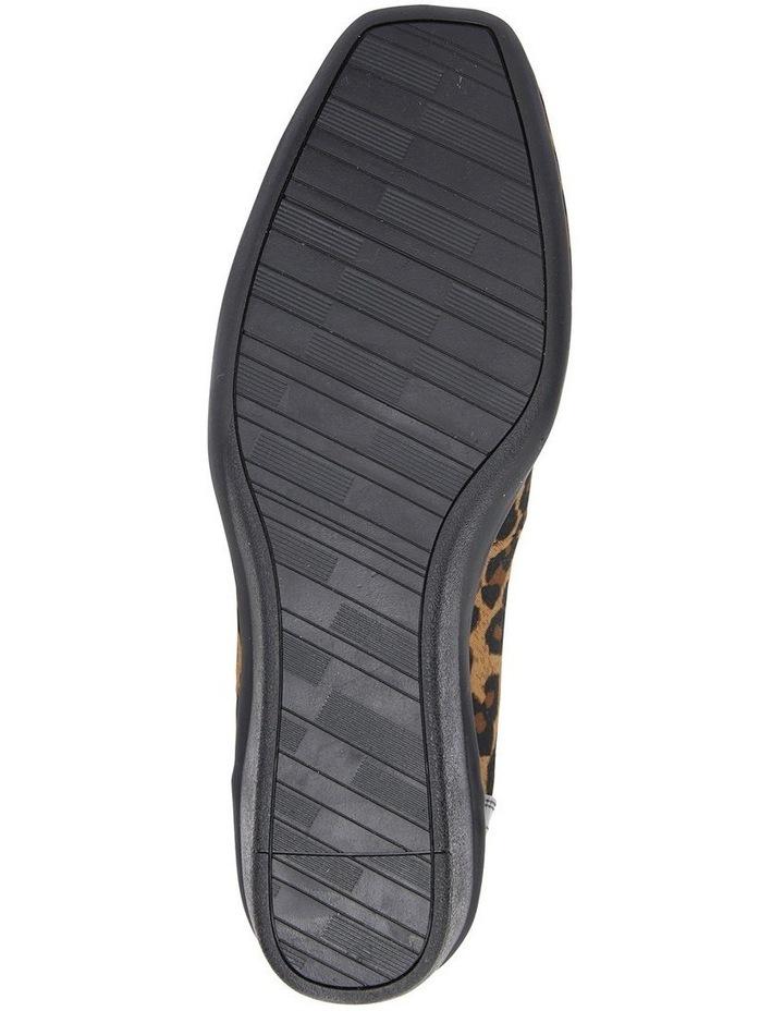 Prague Animal Fabric Heeled Shoes image 6