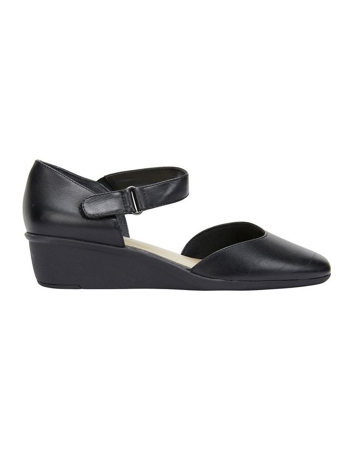 Pavilion Black Glove Heeled Shoes image 1