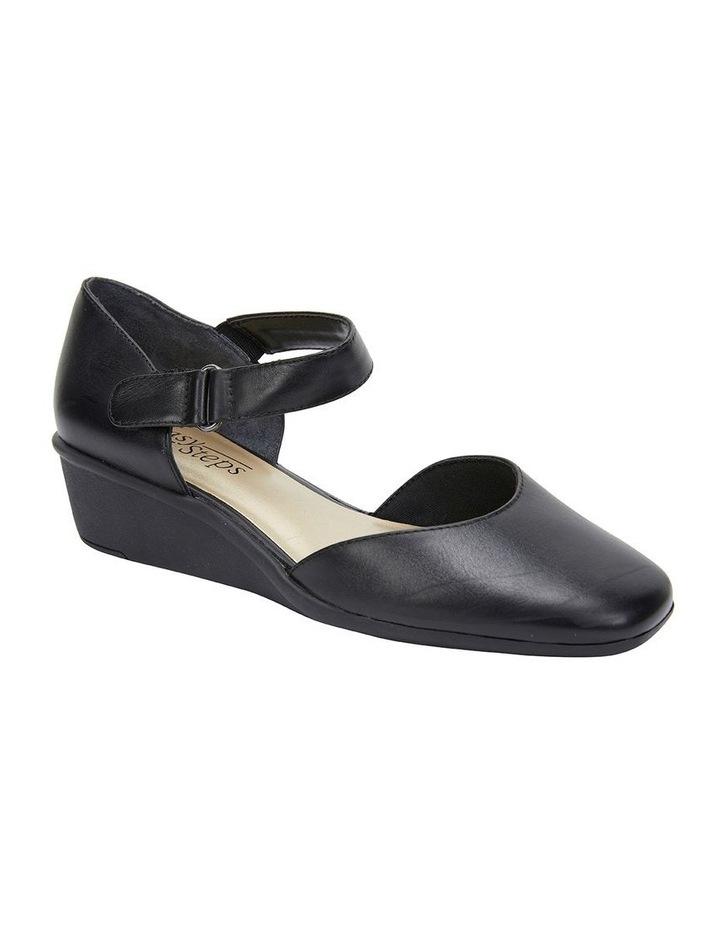 Pavilion Black Glove Heeled Shoes image 2