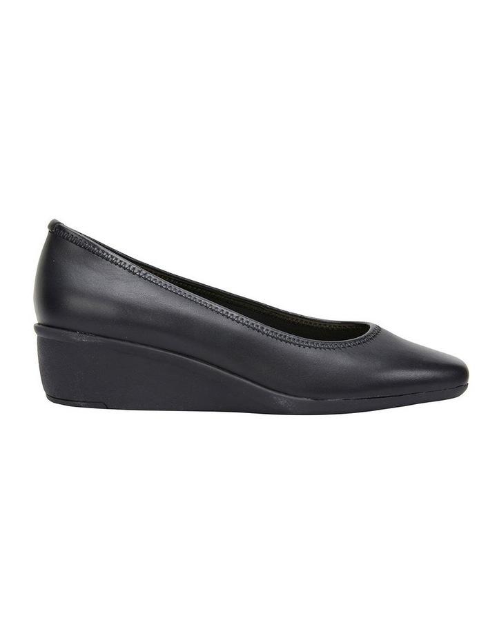 Prism Black Glove Heeled Shoes image 1