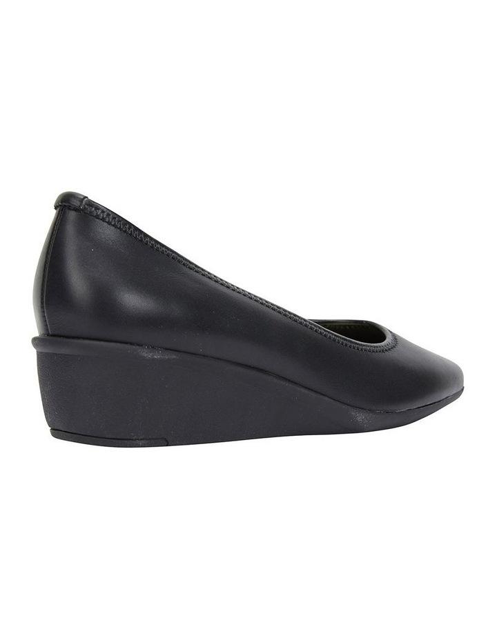 Prism Black Glove Heeled Shoes image 4