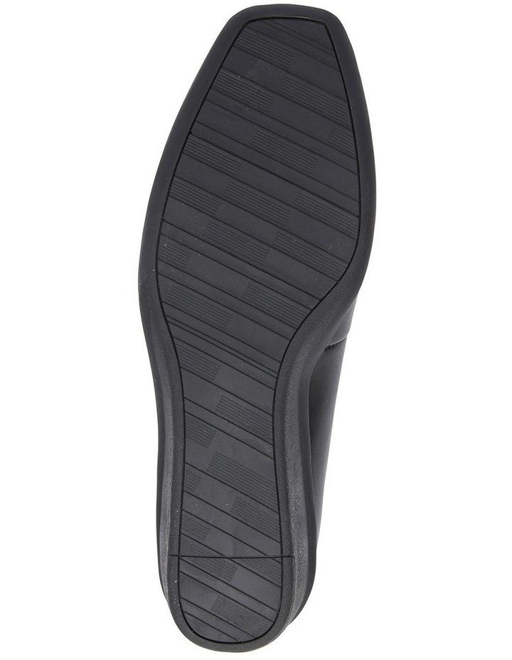 Prism Black Glove Heeled Shoes image 6