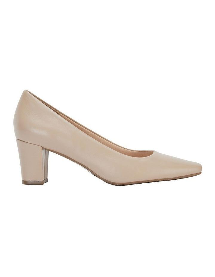 Nicole Nude Glove Heeled Shoe image 1
