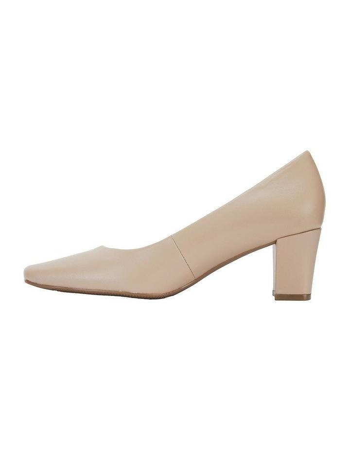 Nicole Nude Glove Heeled Shoe image 3