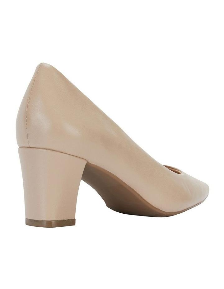 Nicole Nude Glove Heeled Shoe image 4