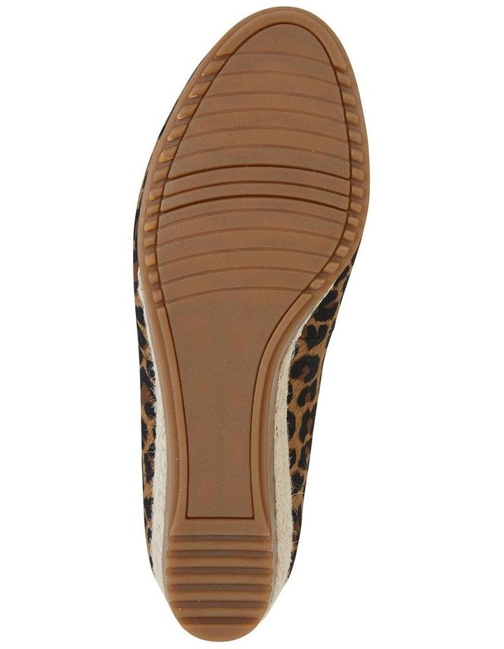 Inferno Animal Fabric Heeled Shoe image 3