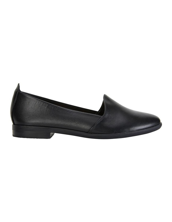 Kelly Black Glove Flat Shoes image 1